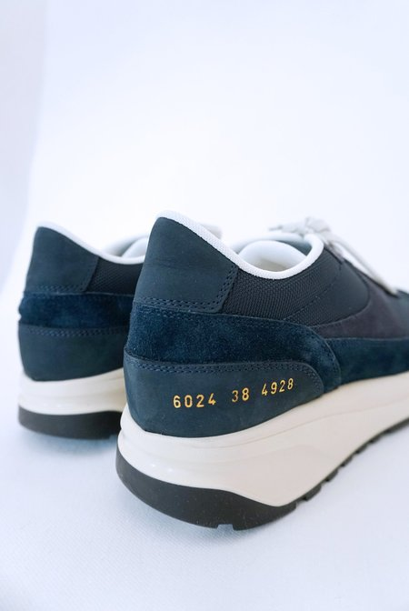 COMMON PROJECTS Track Classic Multi Sneaker - Navy