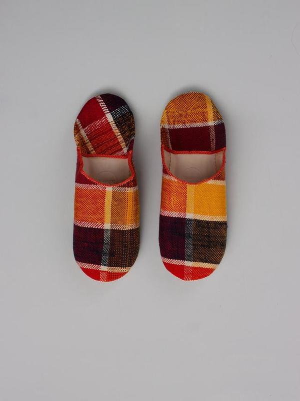 Bohemia Design Moroccan Boujad Babouche Slippers - Bohemia