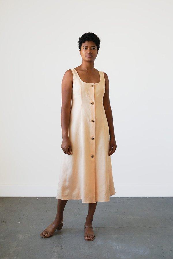 Waltz Terrazza Dress - Apricot