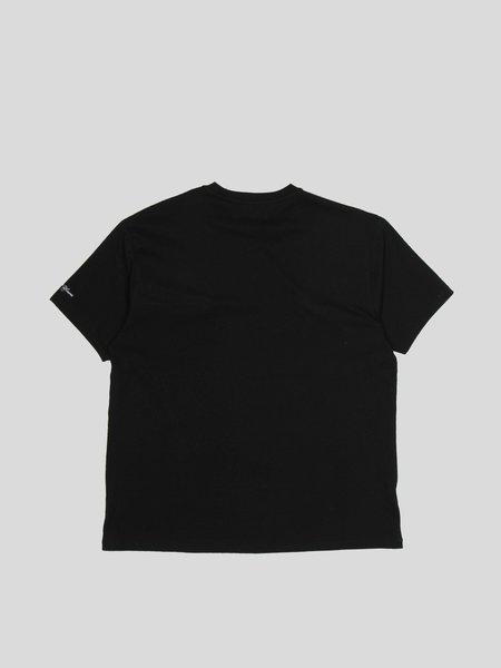 RAF SIMONS Printed Patch Tshirt