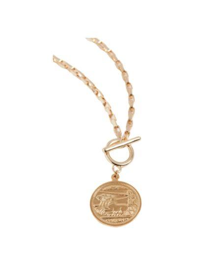Shashi Maverick Necklace - 18K Gold
