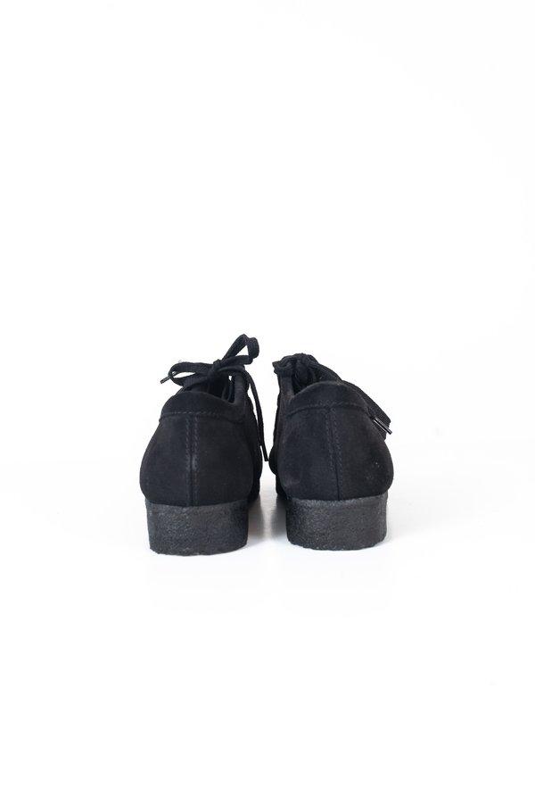 Clarks Wallabee Moccasin - Black