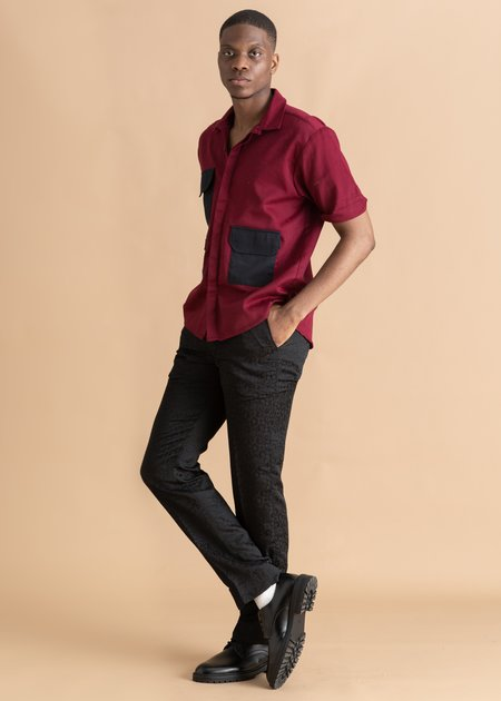 Nicholas Coutts Tripple Pocket Shirt