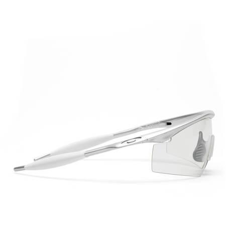 Oakley by Samuel Ross M-Frame Sunglasses - Silver