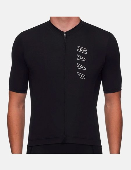 MAAP Training Jersey - Black/White