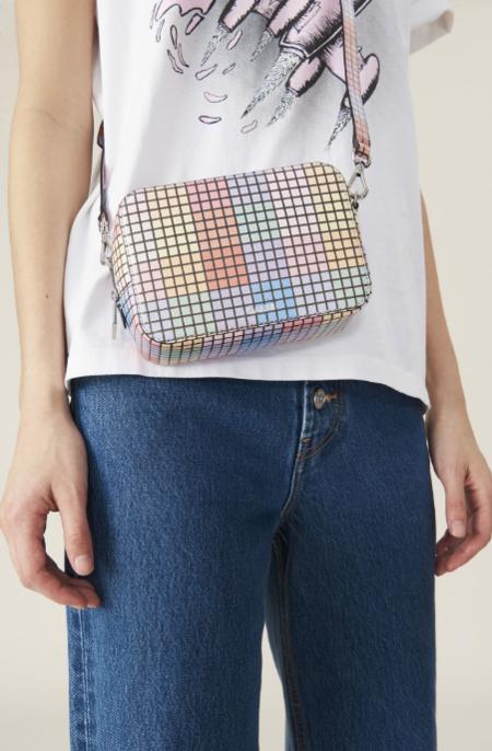 Ganni Camera Bag - Rainbow