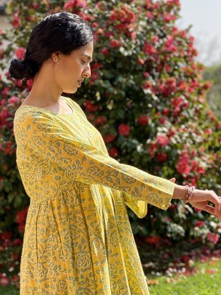 priyawear Samara Dress - Tuscan Sun