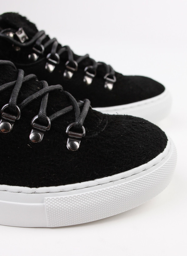 Diemme Marostica Low Black Mohawk