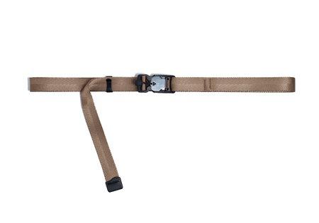 nakamuraya Custom Made Fidlock Magnetic Buckle Mil Spec Nylon Belt - Coyote