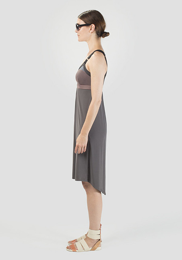 VPL Convexity Breaker Midi: Grey