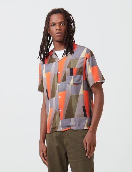Portuguese Flannel Architecture Shirt - Multi