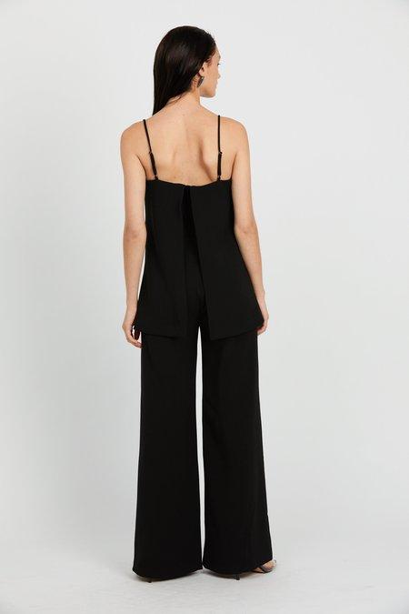 Third Form Double Up Jumpsuit - Black