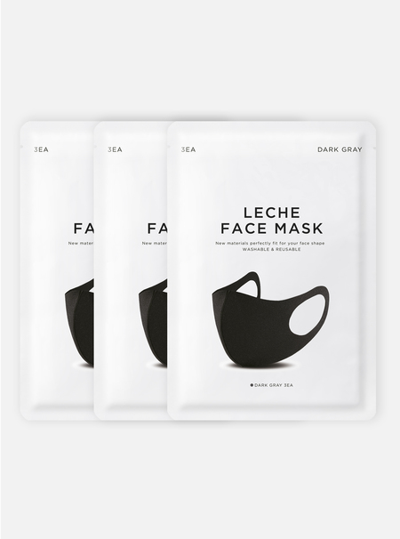 LECHE DAILY-WEAR FASHION MASK Pack Of 3