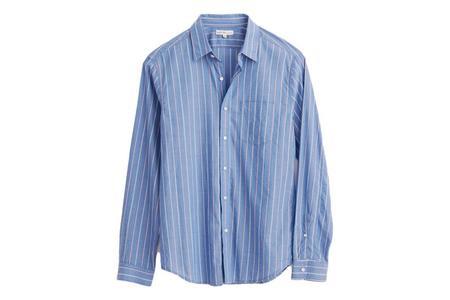 Alex Mill Standard Shirt - Blue/Red Stripe