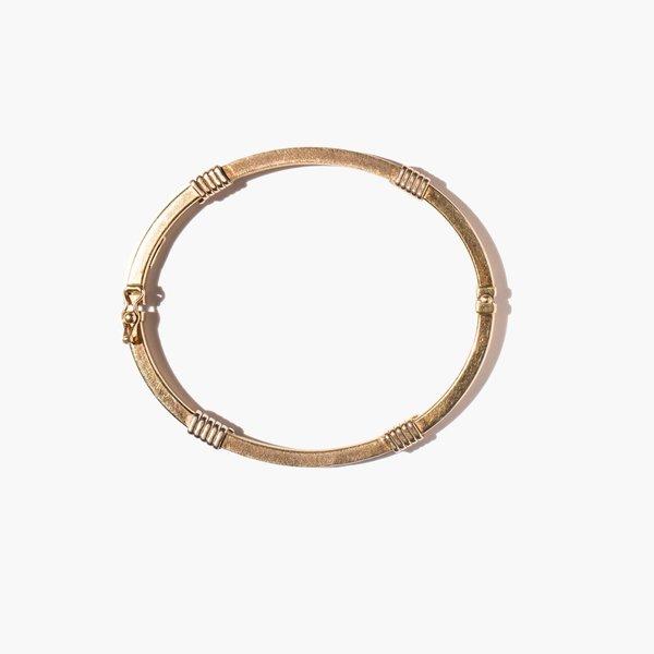 Kindred Black Morel Bracelet - 14k gold