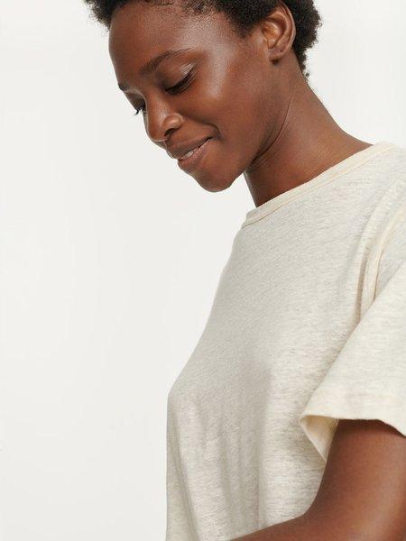 Samsoe & Samsoe Doretta T-Shirt - Warm White