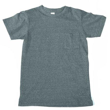 Velva Sheen Pocket T-Shirt - Heathered Green
