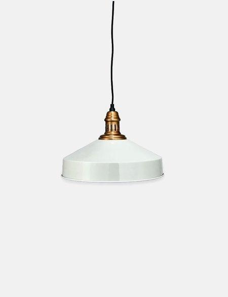 Nkuku Madu Small Pendant Light - Off White
