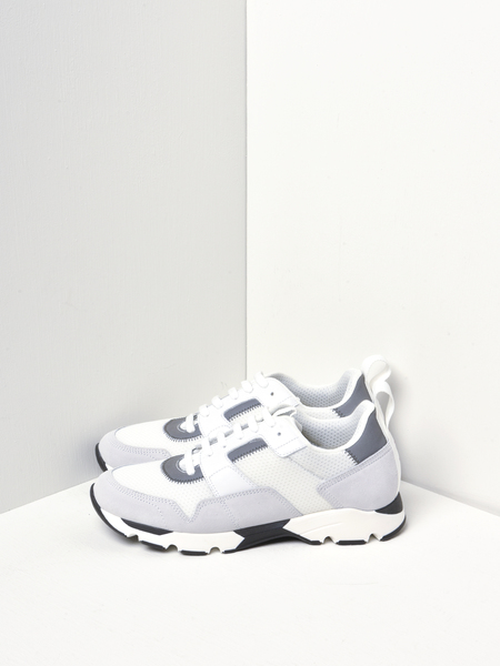 Marni At488 Sneakers - Lily White/Lily White