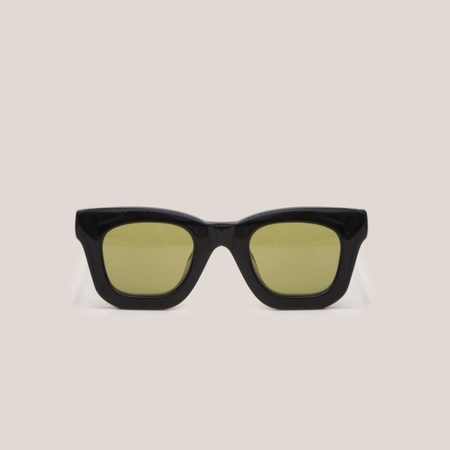Brain Dead Elia Sunglasses - Black