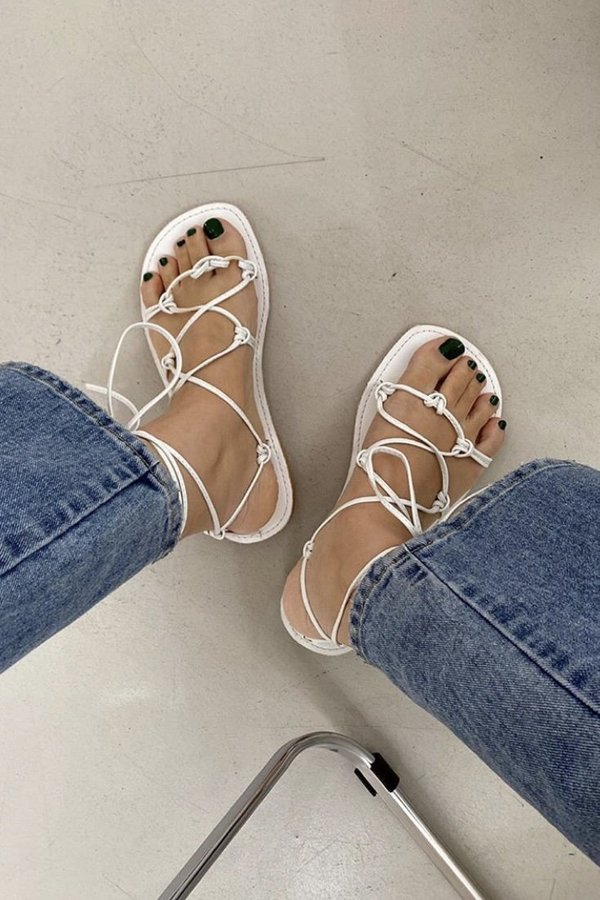 W A N T S Veda Sandals