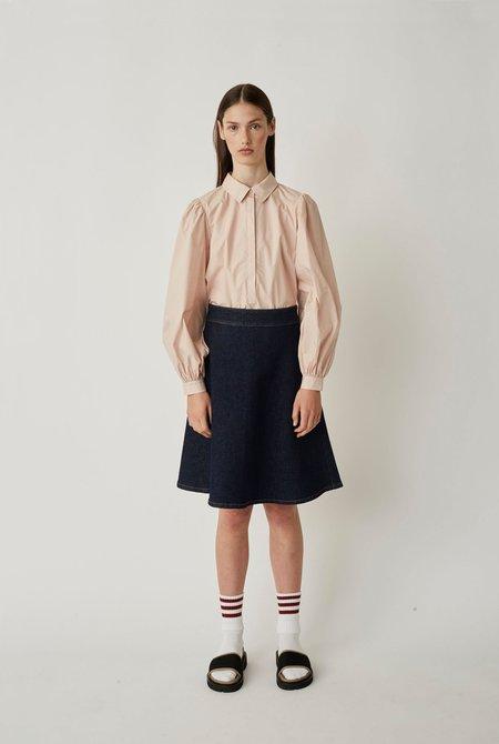 STYLE CAMP Winnie Skirt - Dark Denim