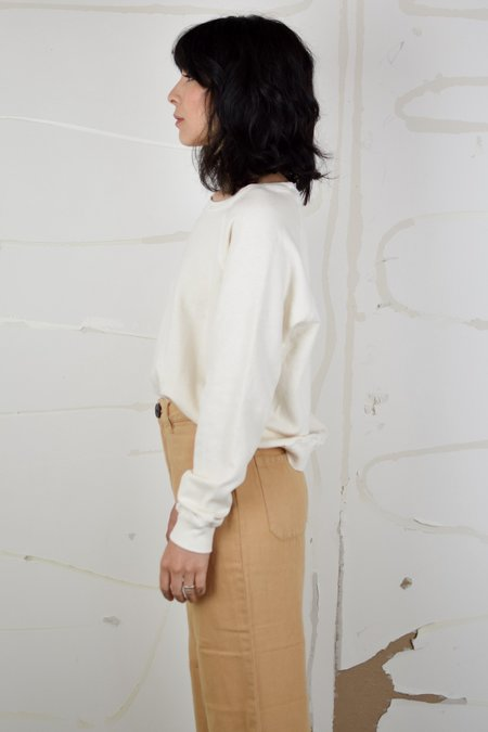 Back Beat Co. Hemp Crop Sweatshirt - Natural