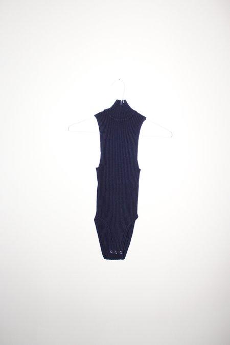 giu giu Nonna Leotard Sans Sleeves Bodysuit - Royale