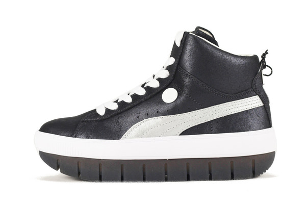PUMA Black / White MY-82