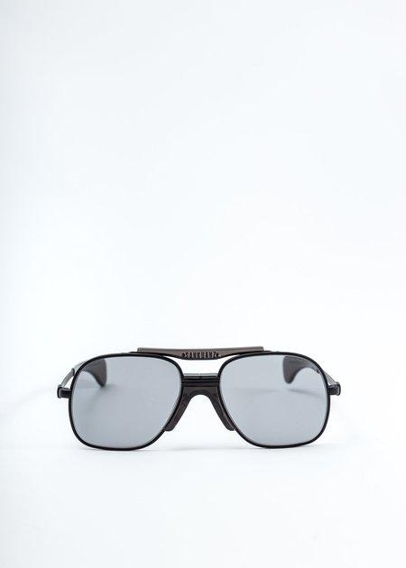 Sankuanz Aviator Sunglasses - Black