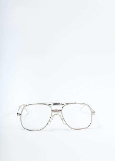 Sankuanz Aviator Glasses - Silver