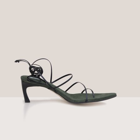 Reike Nen Odd Pair Sandals - Black/Khaki