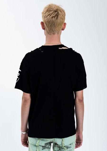 Sankuanz Graffiti T-Shirt - Black