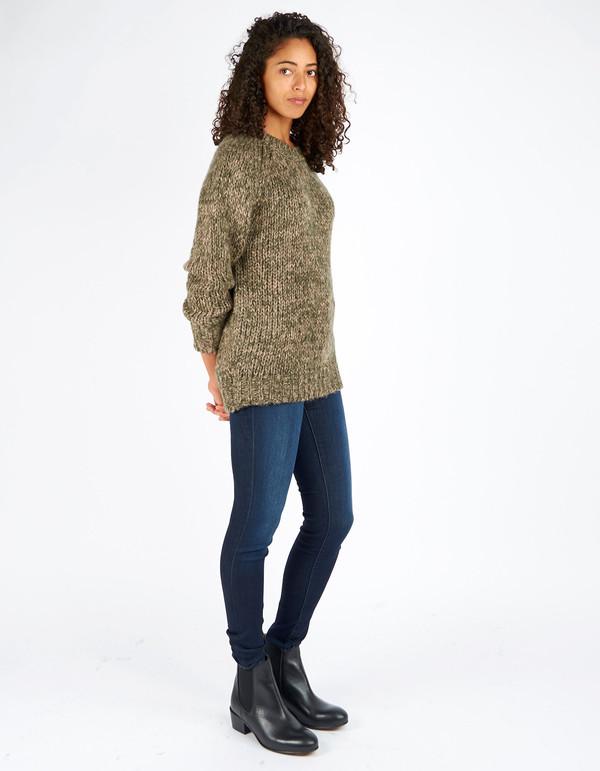 Ultimate Knitting Quiz : Neuw ultimate knit pink melange garmentory