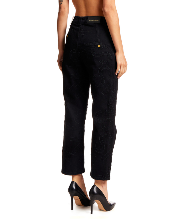 House of Sunny Denim Staple Jeans - Black