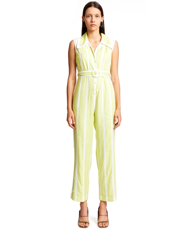 House of Sunny Palm Bay Suit - Multicolor