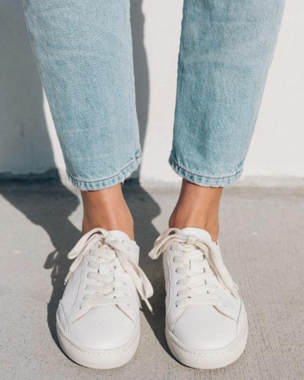 Soludos Ibiza Sneaker - white