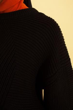 L.F.Markey Julius Knit - Black