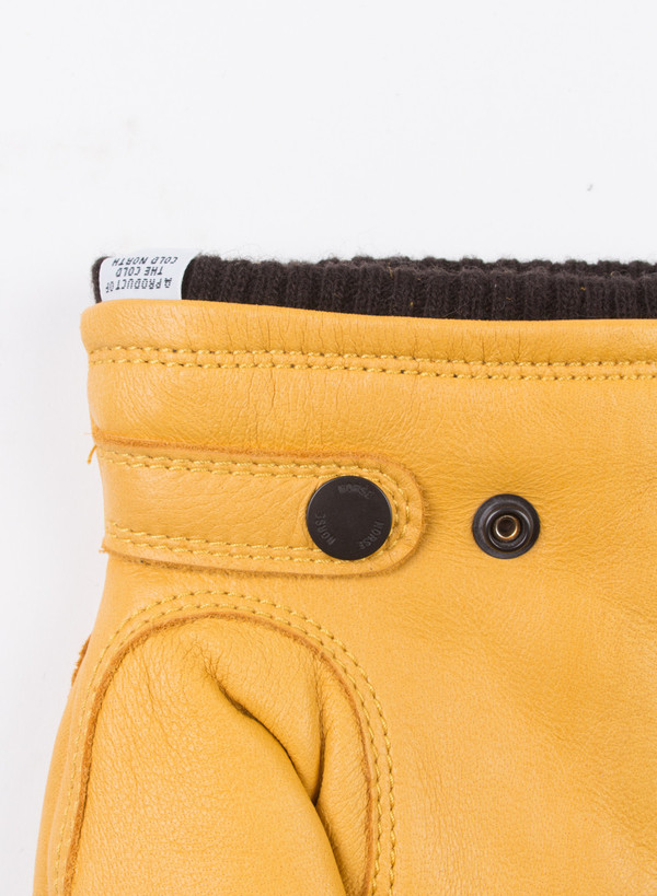 Norse Projects Norse x Hestra Utsjo Rapeseed