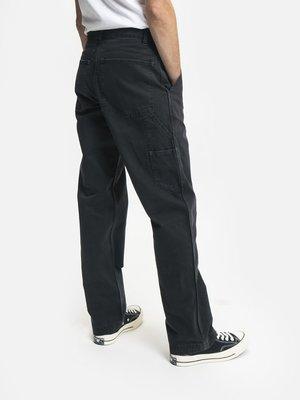GENERAL ADMISSION Washed Carpenter Pant - Black