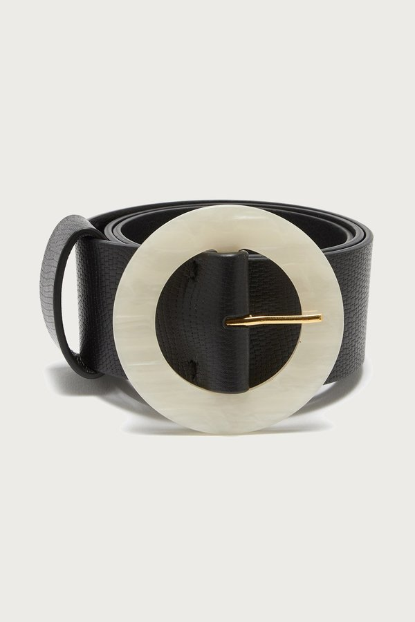 Lizzie Fortunato Louise Belt - Onyx