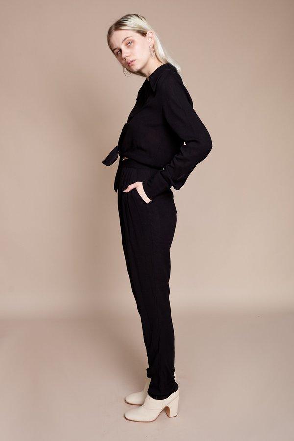Rachel Comey Luana Jumpsuit - Black