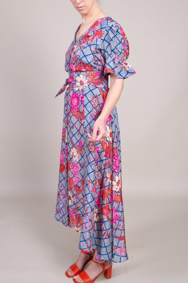 Apiece Apart Monterossa Dress - Indo Batik