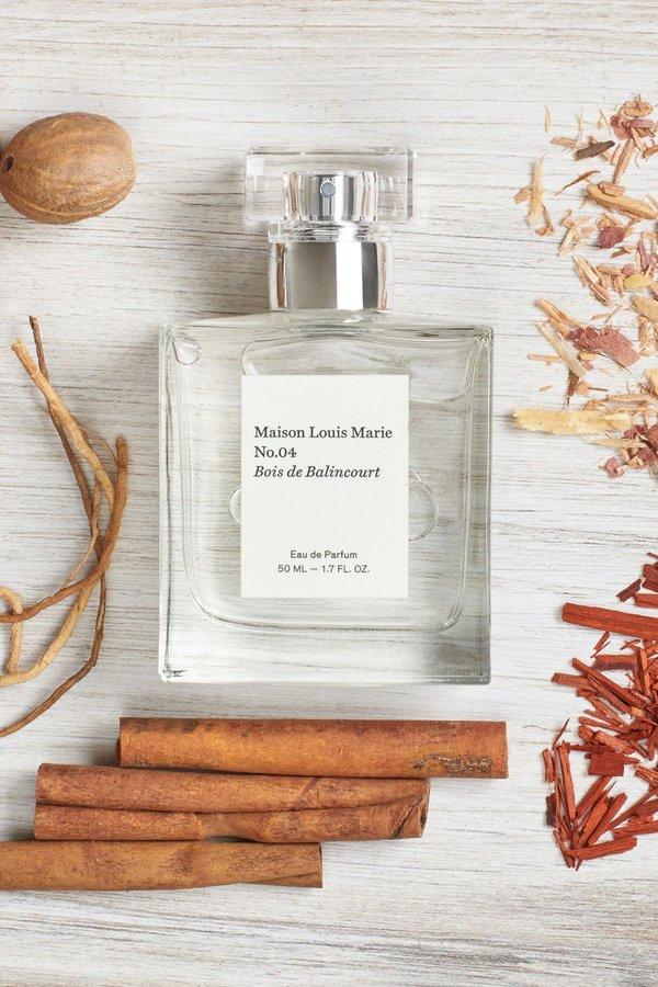 Maison Louis Marie No. 4 Bois de Balincourt Eau De Parfum