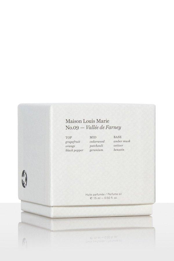 Maison Louis Marie No. 9 Vallée de Farney Perfume Oil