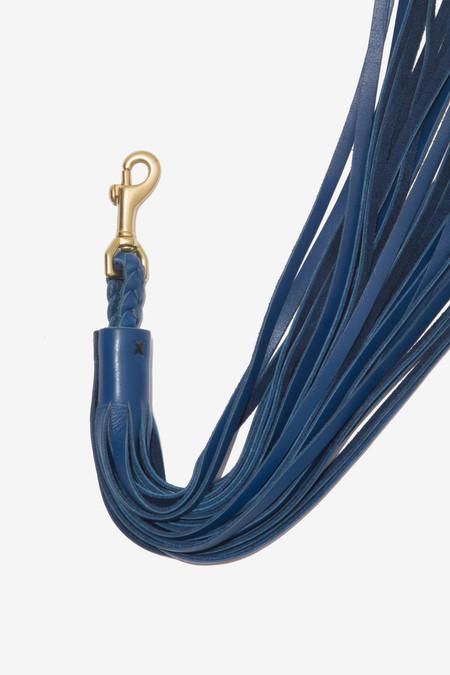 Moses Nadel Tassel Charm - Blue