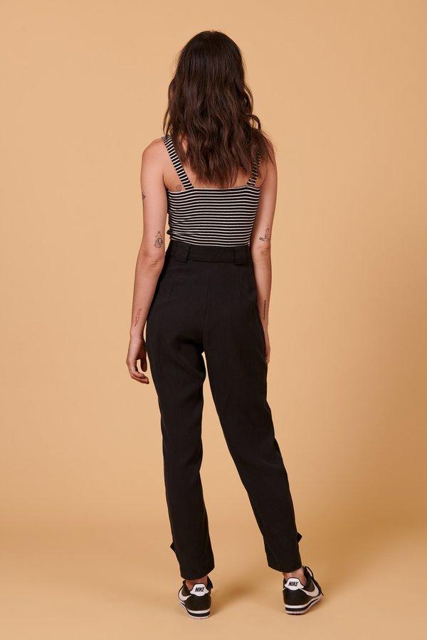 Whimsy + Row Mia Bodysuit - Blush