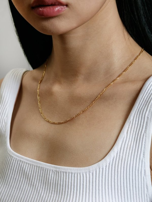 WOLF CIRCUS Mila Necklace - Gold