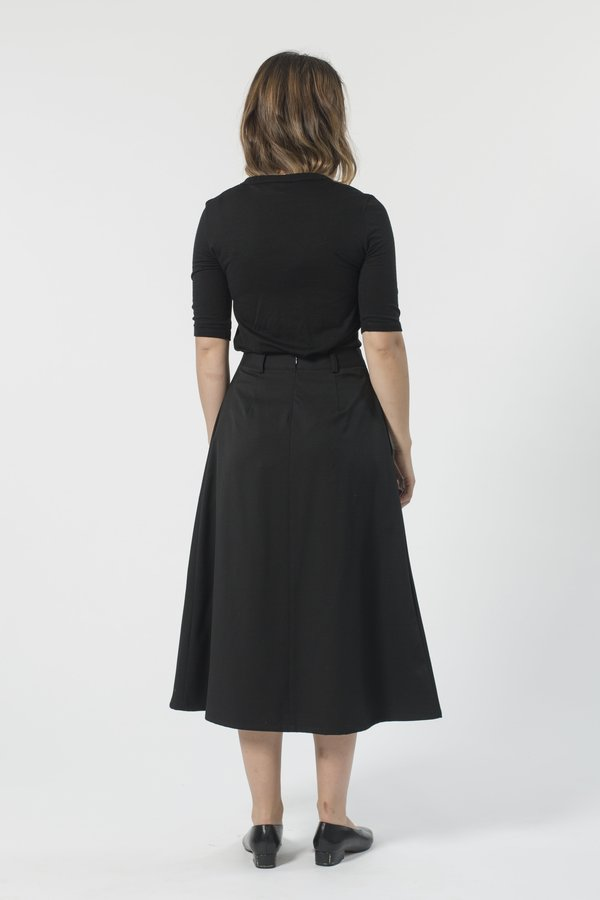 GOOD STUDIOS AUSTRALIAN WOOL GALLERY SKIRT