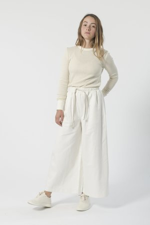 GOOD STUDIOS HEMP TWILL GALLERY PANT